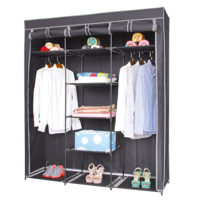 armoire double penderie