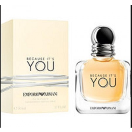 because of you parfum