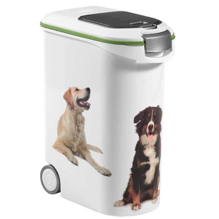 boite croquette chien