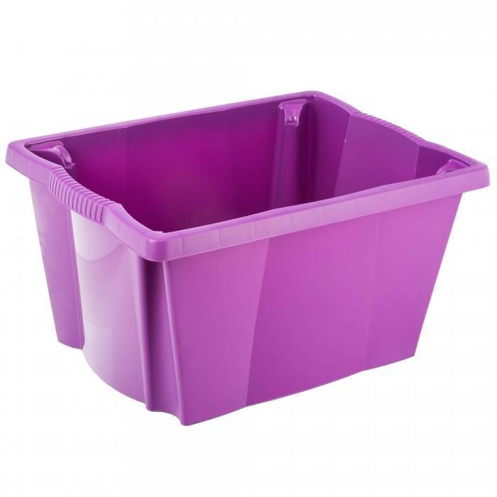 boite rangement couleur