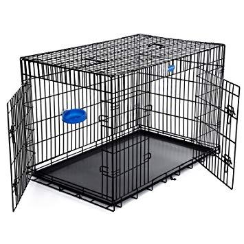 cage chien pliable