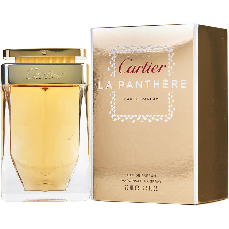 cartier panthere parfum