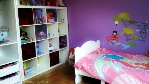chambre fille 7 ans