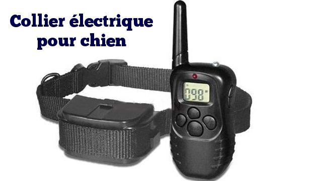 collier electrique