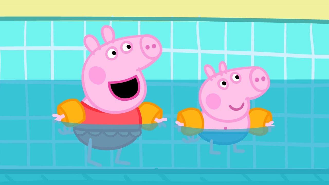 dessin animé de peppa pig