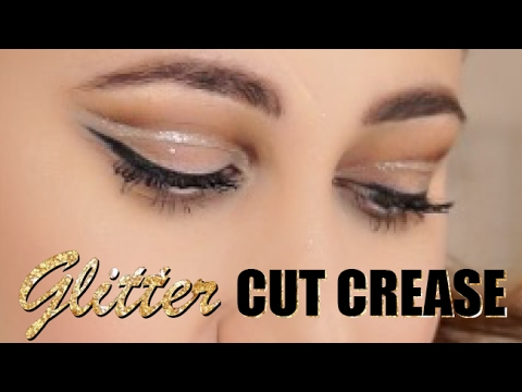 eye liner pailleté