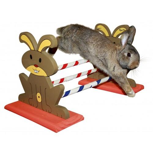 jouet pour lapin