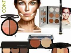 maquillage pour contouring