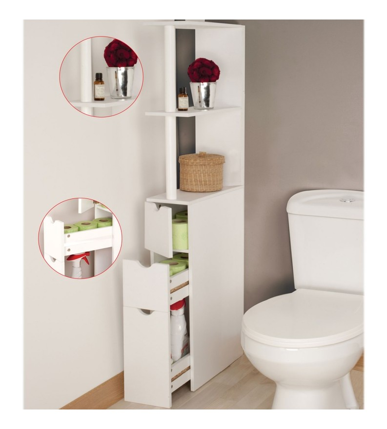 meuble de toilette