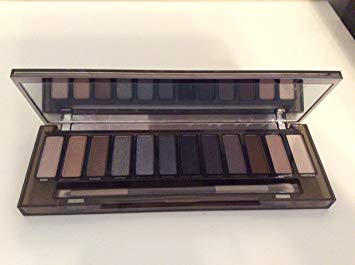 palette naked smoky