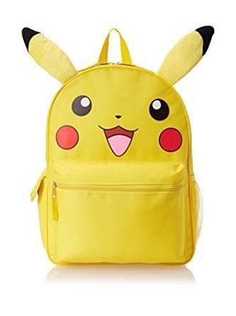 sac a dos pikachu