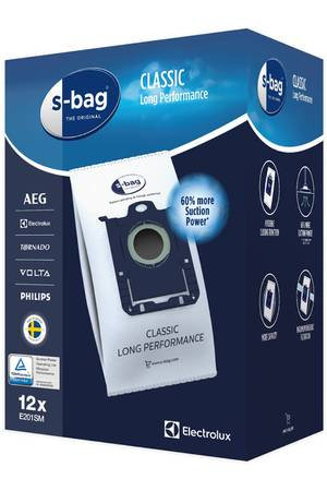 sac aspirateur electrolux