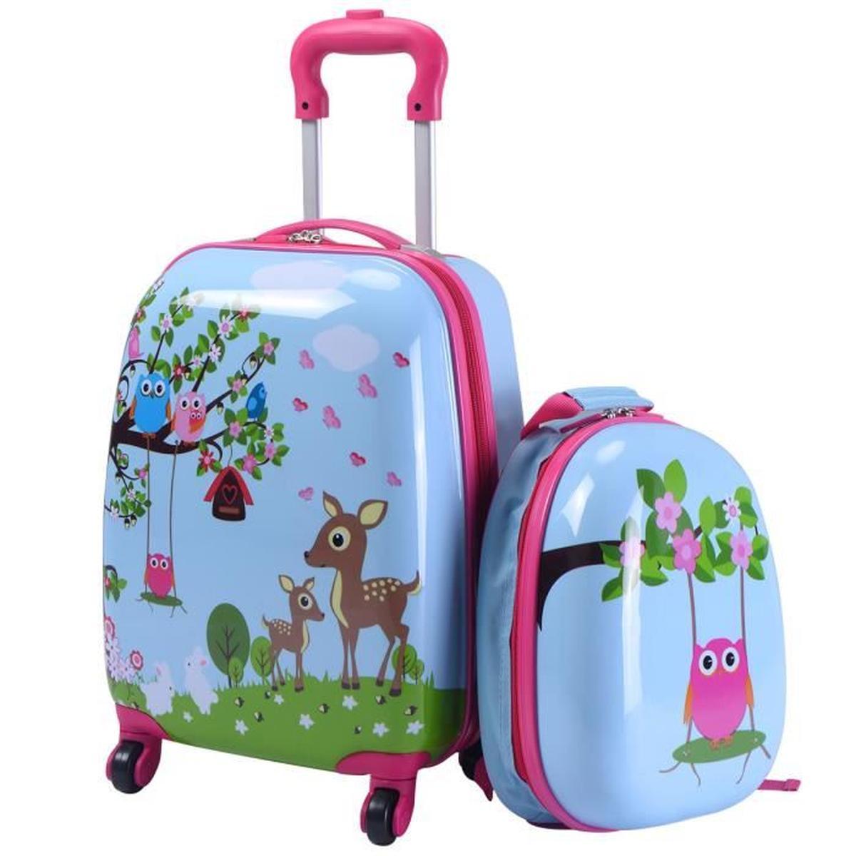 valise a roulette pour enfant