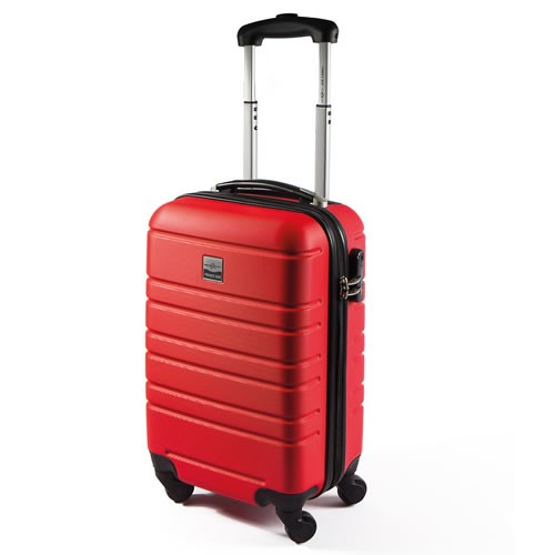 valise cabine rouge
