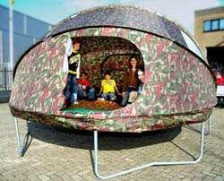 accessoire trampoline