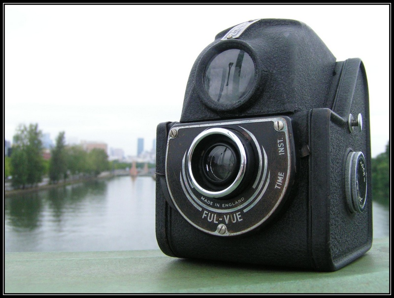 appareil photo en anglais