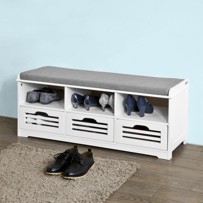 banc meuble a chaussure