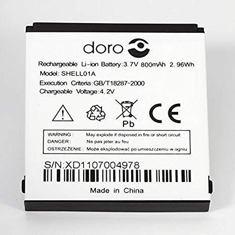 batterie doro