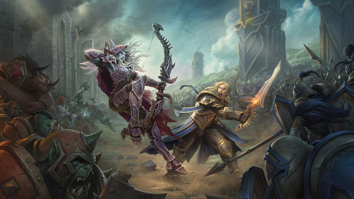 battle of azeroth
