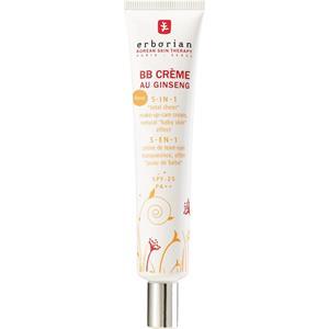 bb crème au ginseng d erborian