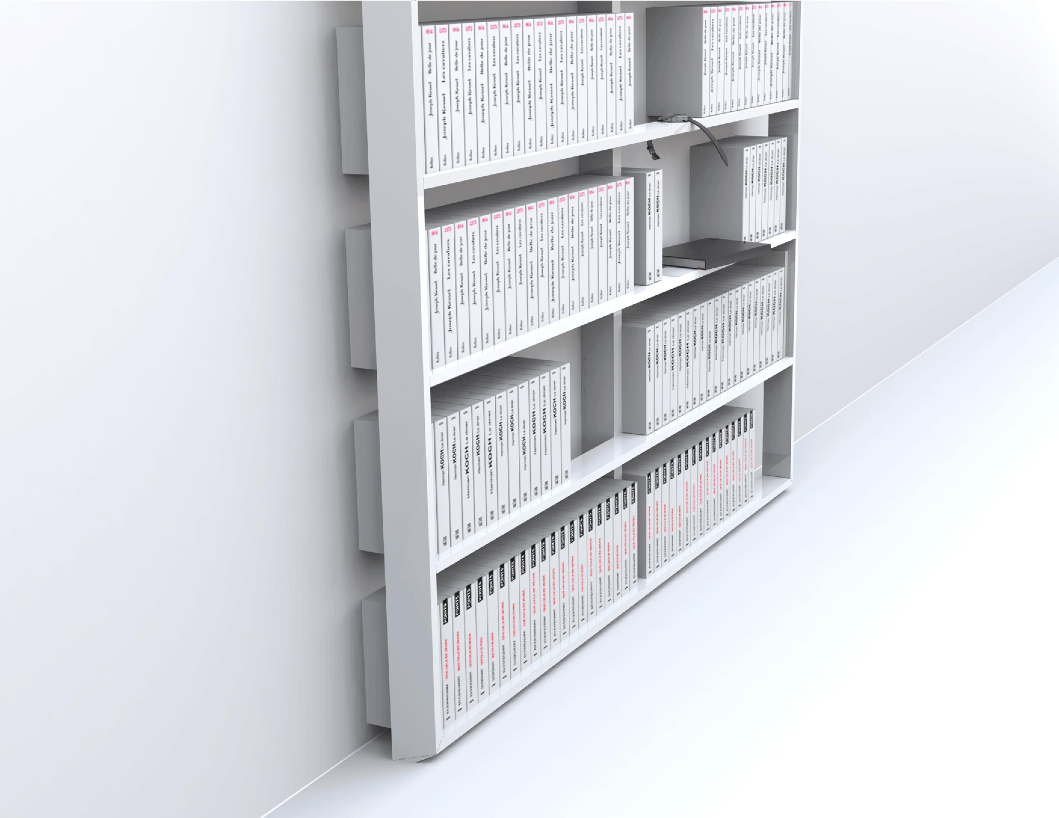 bibliotheque fine
