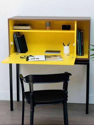 bureau refermable