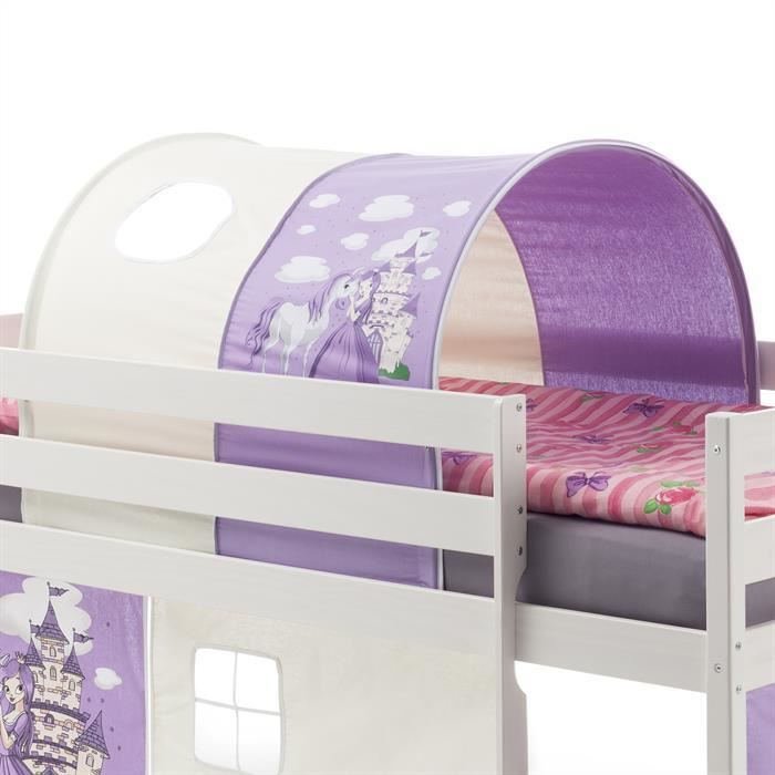 cabane pour lit
