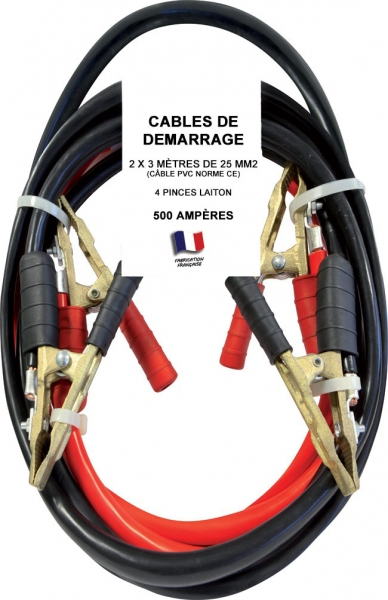 cable demarrage