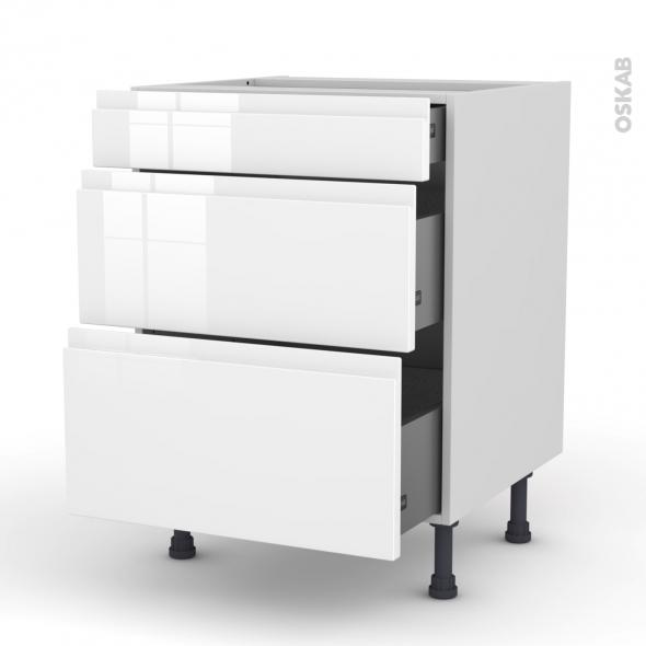 casserolier 3 tiroirs