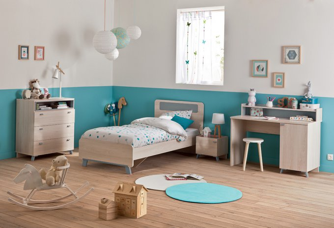 ▷ Avis Chambre enfant bleu ▷ Chercher le Meilleur produit ...