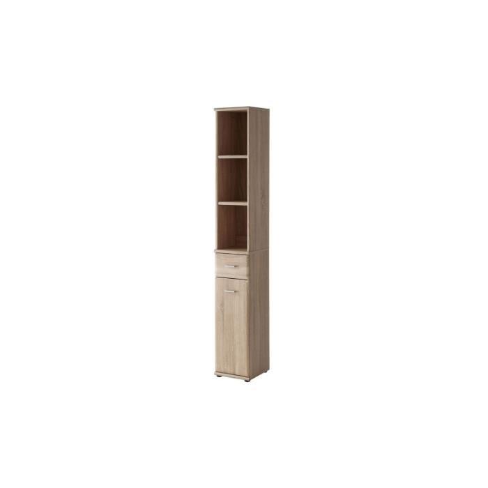 colonne de rangement 30 cm de large