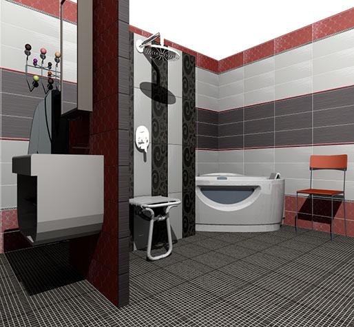 Concepteur salle de bain 3d
