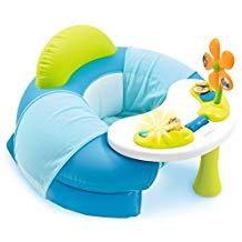 coussin bébé assis