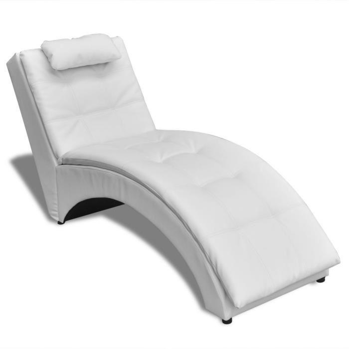 fauteuil allongé