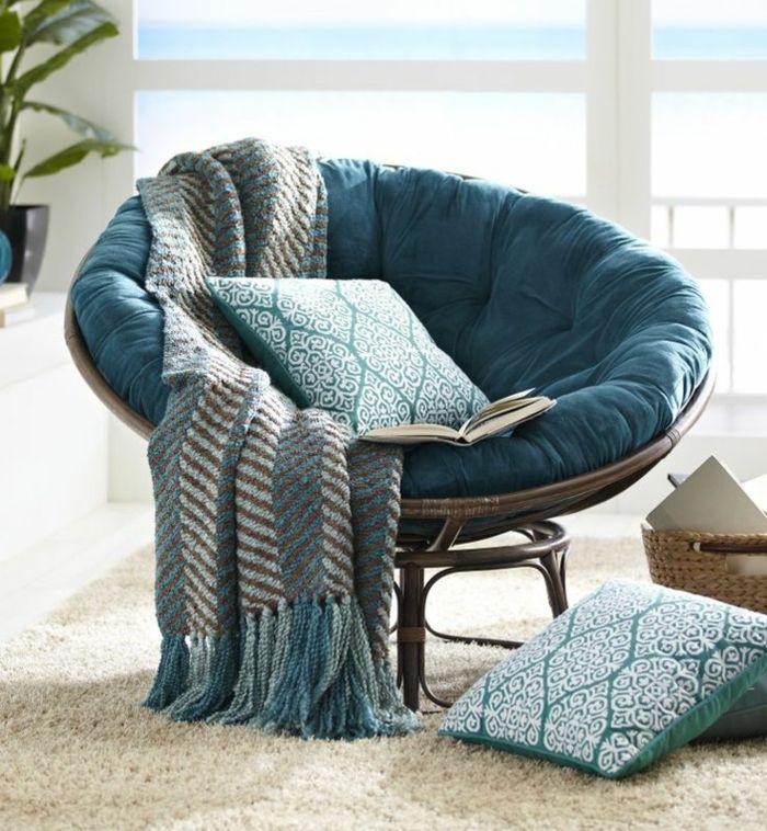 fauteuil de lecture confortable