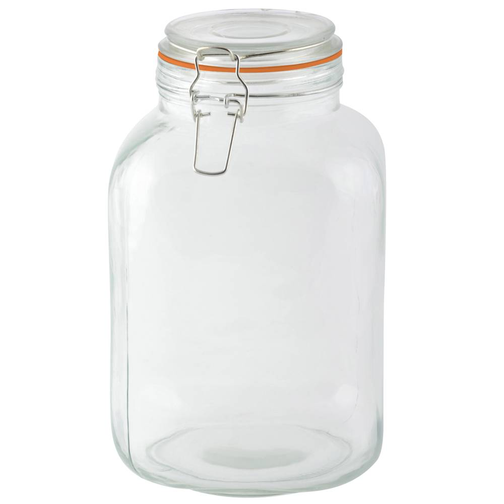 grand bocal en verre