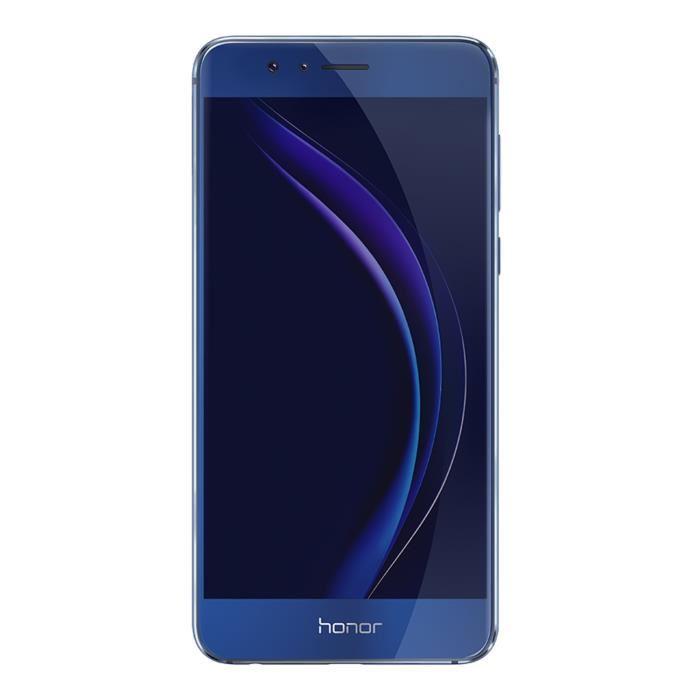 honor 8 bleu
