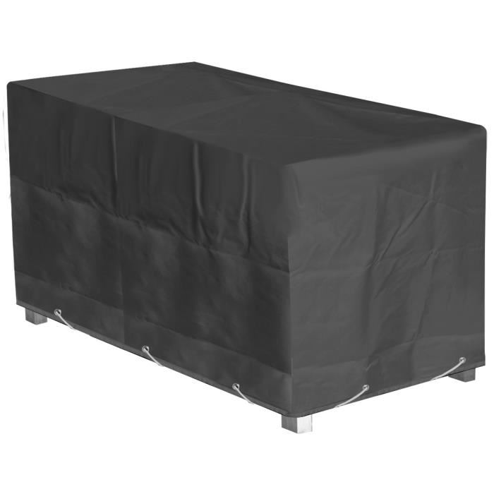 housse protection table jardin