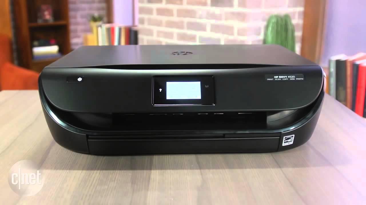 imprimante hp envy 4520