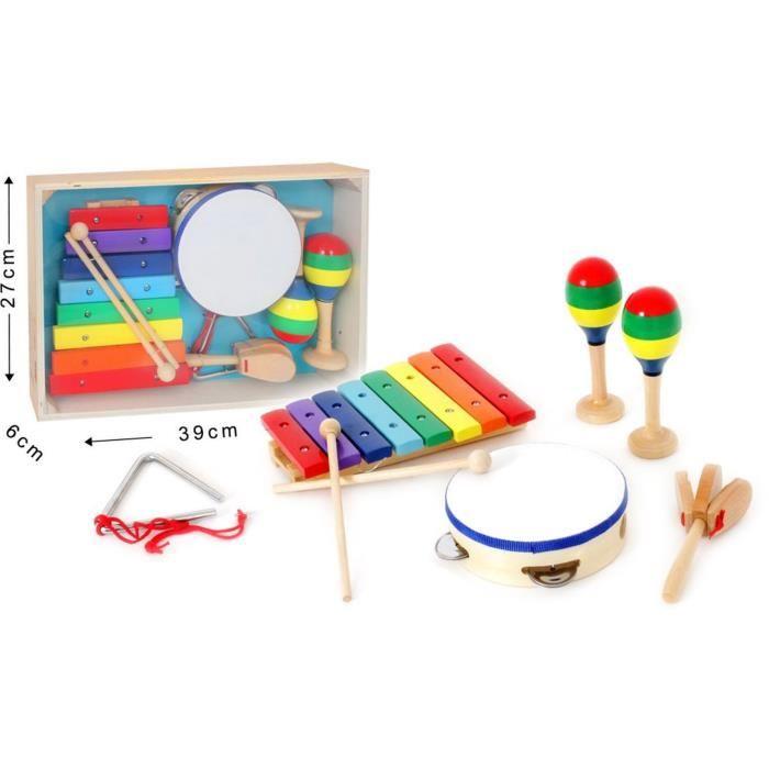 instrument de musique pour bébé