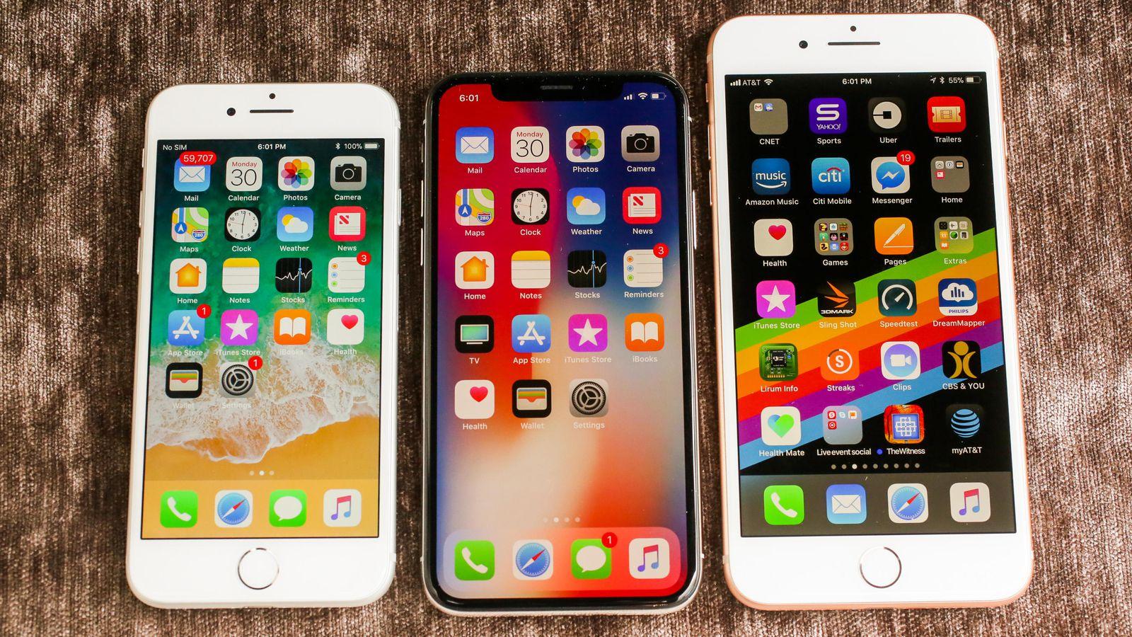 iphone 8 ou 8 plus