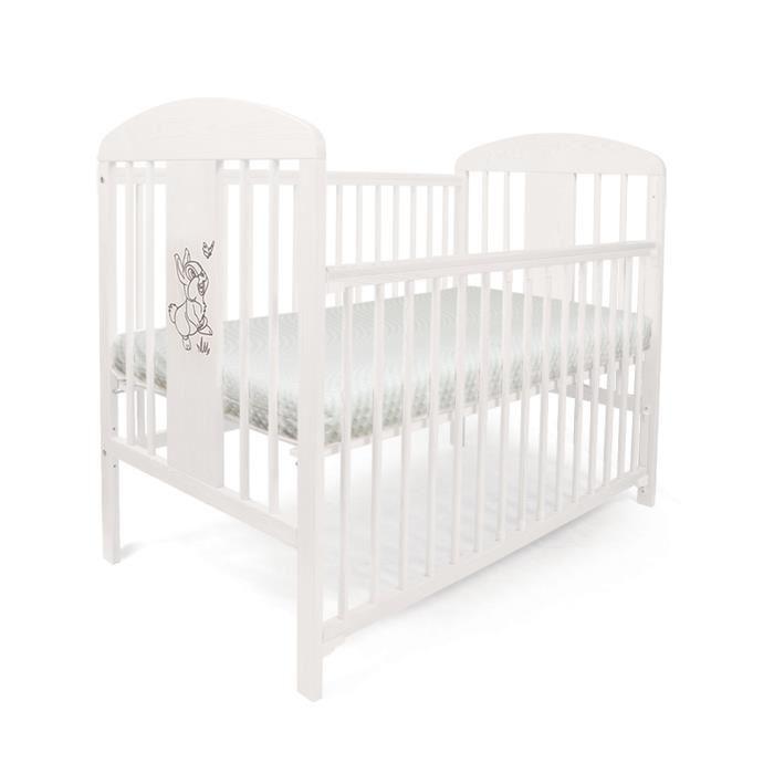 lit bébé barrière amovible