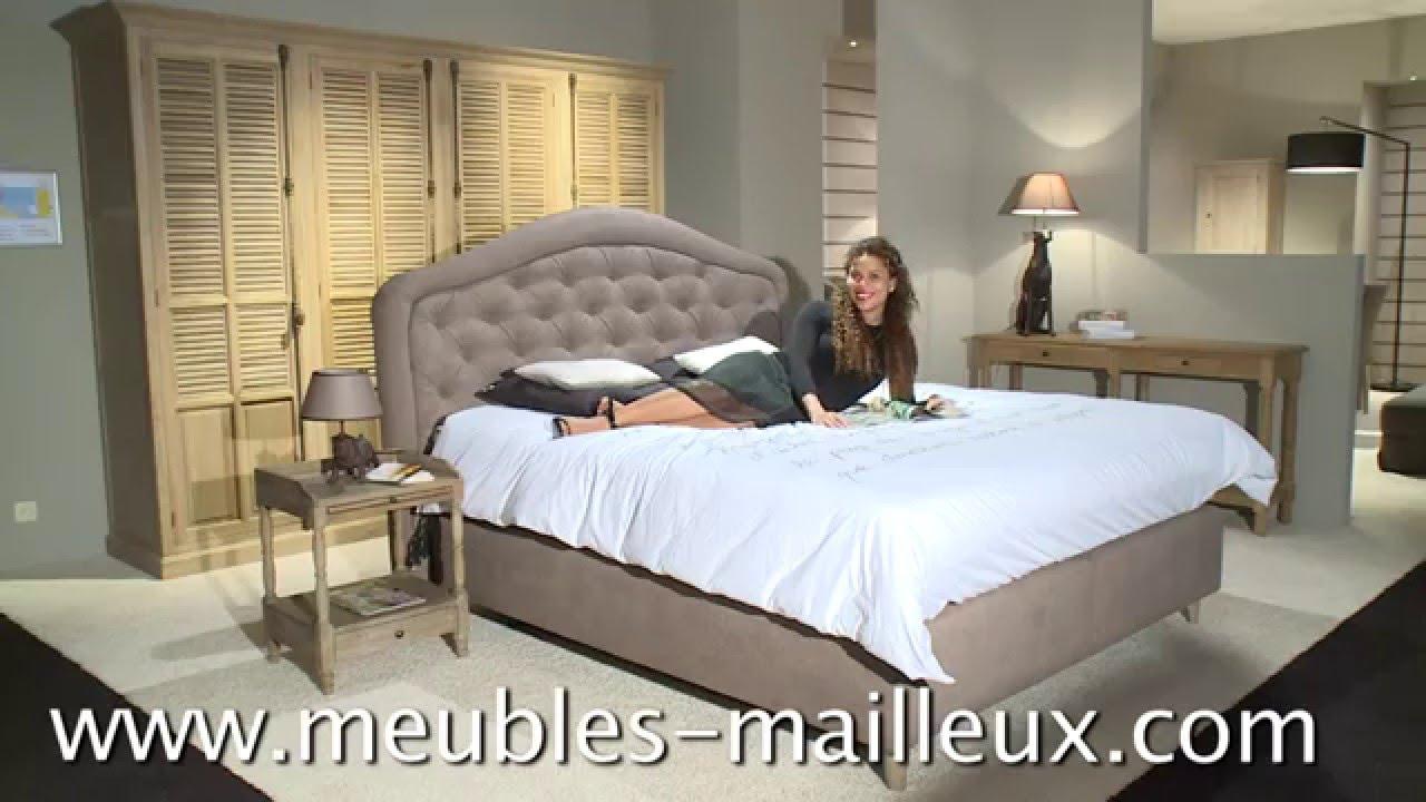 meuble chambre à coucher