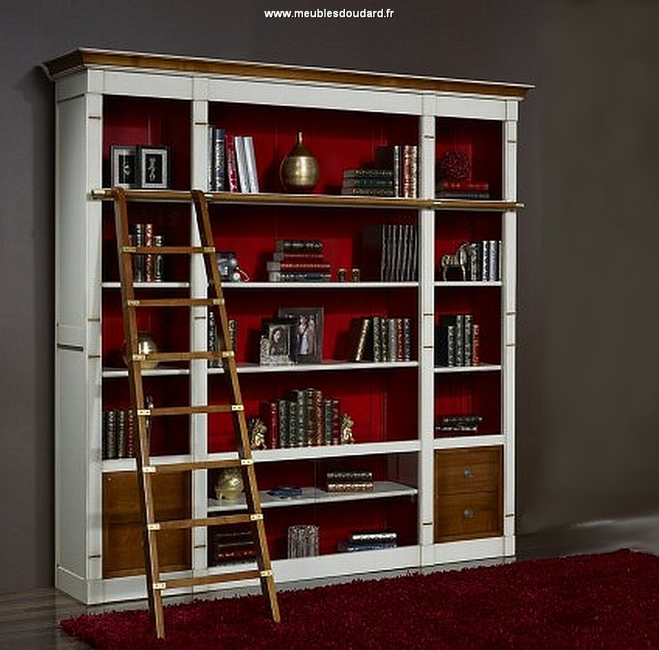 meuble de bibliothèque