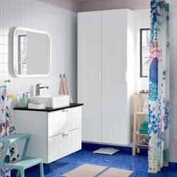 meuble deco salle de bain