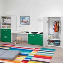 meuble rangement chambre garcon