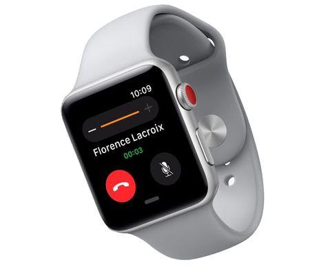 montre apple watch 3