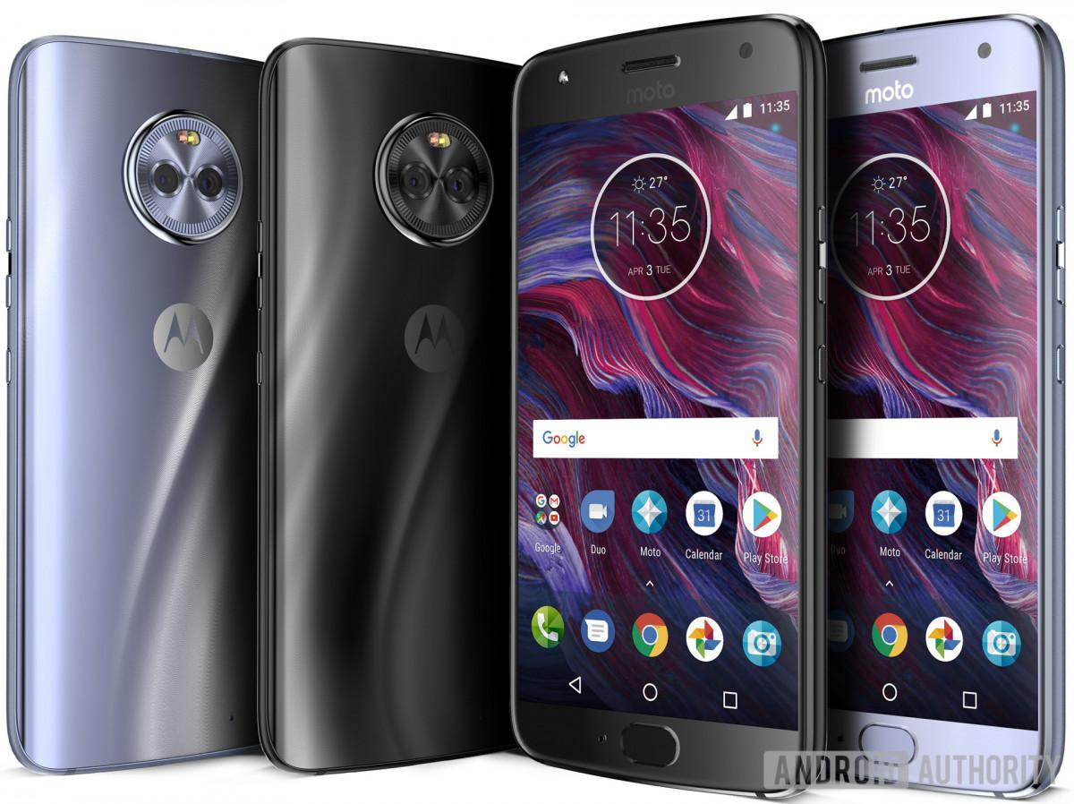 nouveau smartphone 2017