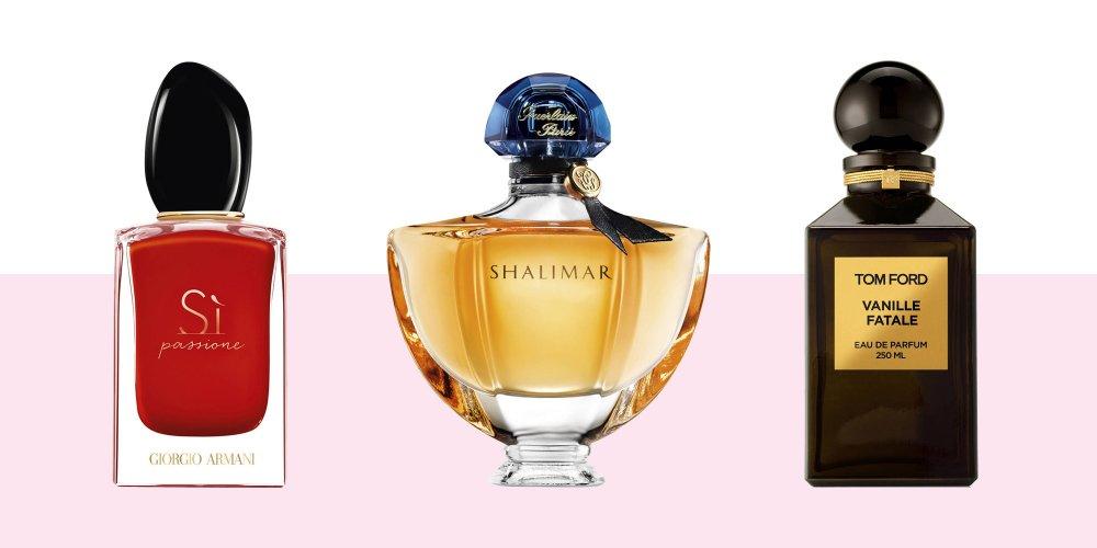 parfum femme vanille