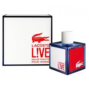 parfum lacoste live